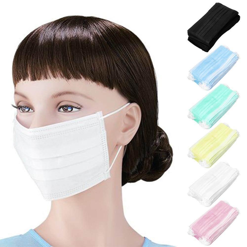 Masker Masker Sekali Pakai Mulut Antidust Penyaring Keselamatan Medis Respirator 100 Pcs-InternasionalIDR115000. Rp
