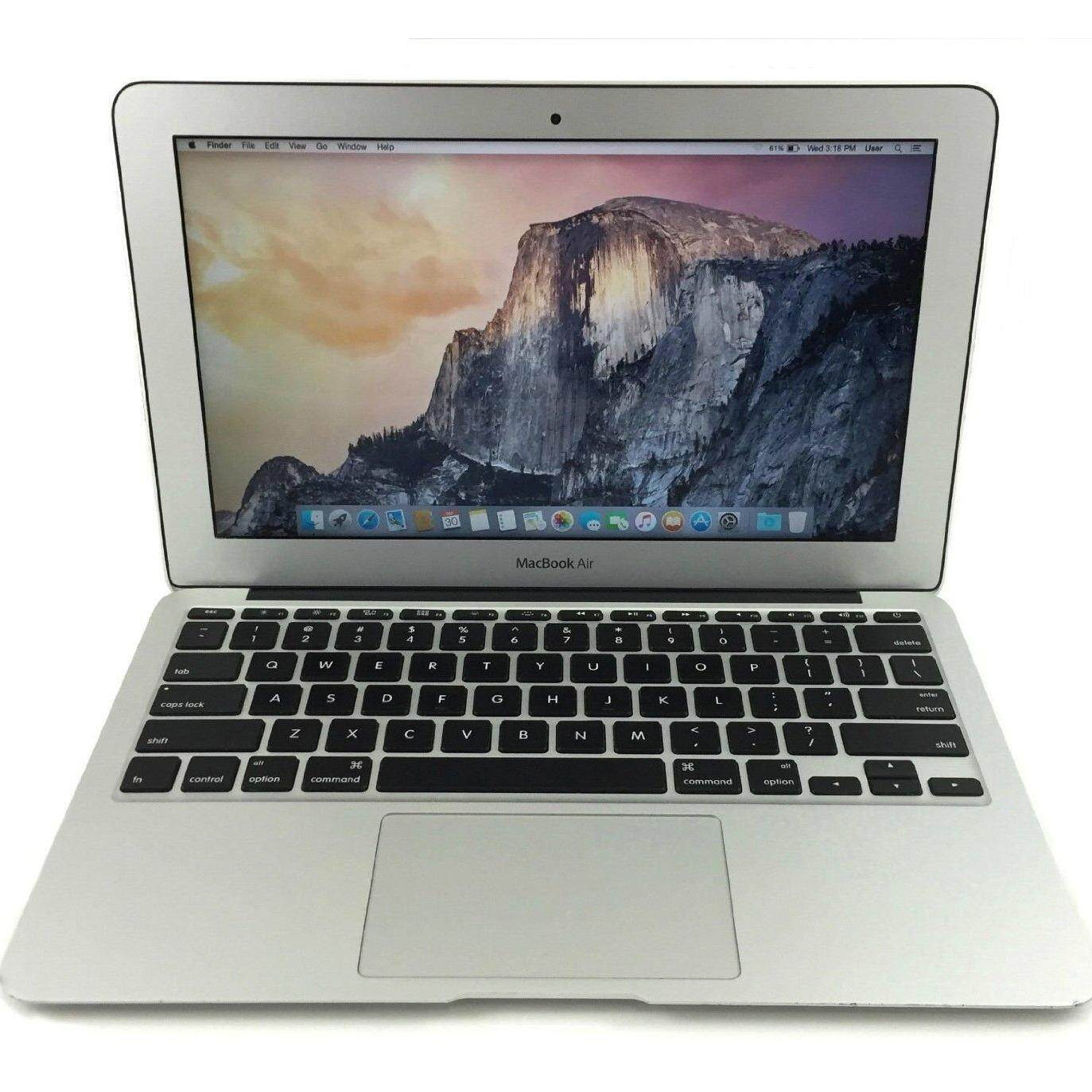 Apple MacBook Air MD711LL/B 11.6-Inch Laptop i5 2014 Malaysia