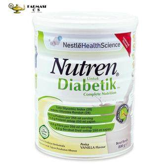 Nestle Nutren Diabetik Complete Nutrition 800gm