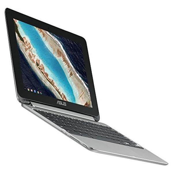 ASUS Chromebook Flip C101PA-DB02 10.1inch Rockchip RK3399 Quad-Core Processor 2.0GHz, 4GB Memory,16GB, All Metal Body,Lightweight, USB Type-C, Google Play Store Ready to run Android apps, Touchscreen Malaysia