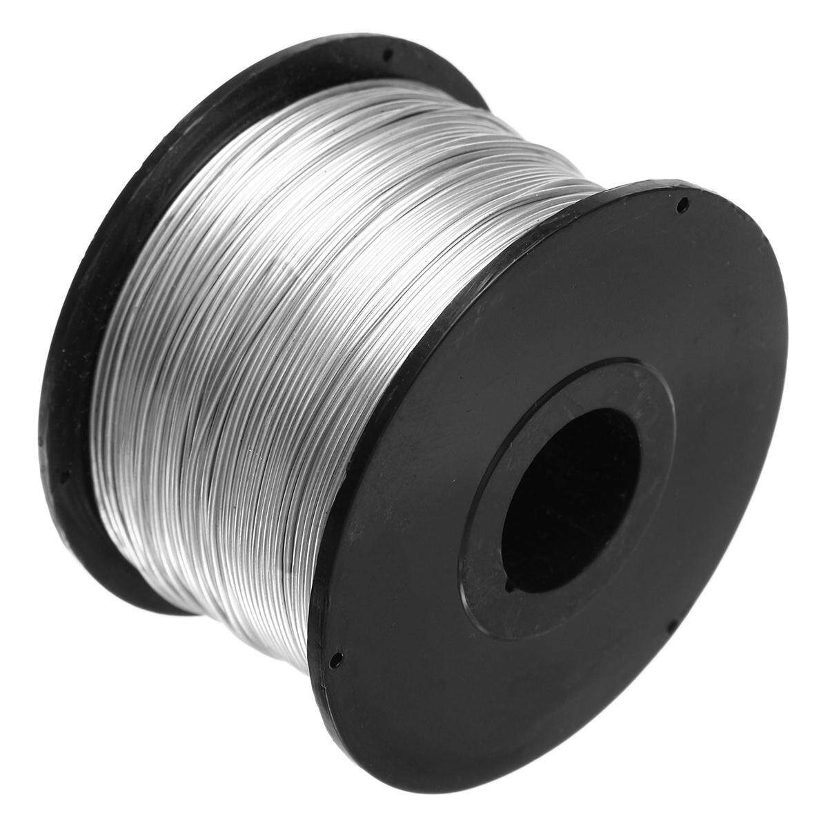 Features 110m 0 8mm Tie Wire Coil For Automatic Rebar Tying Machine ...