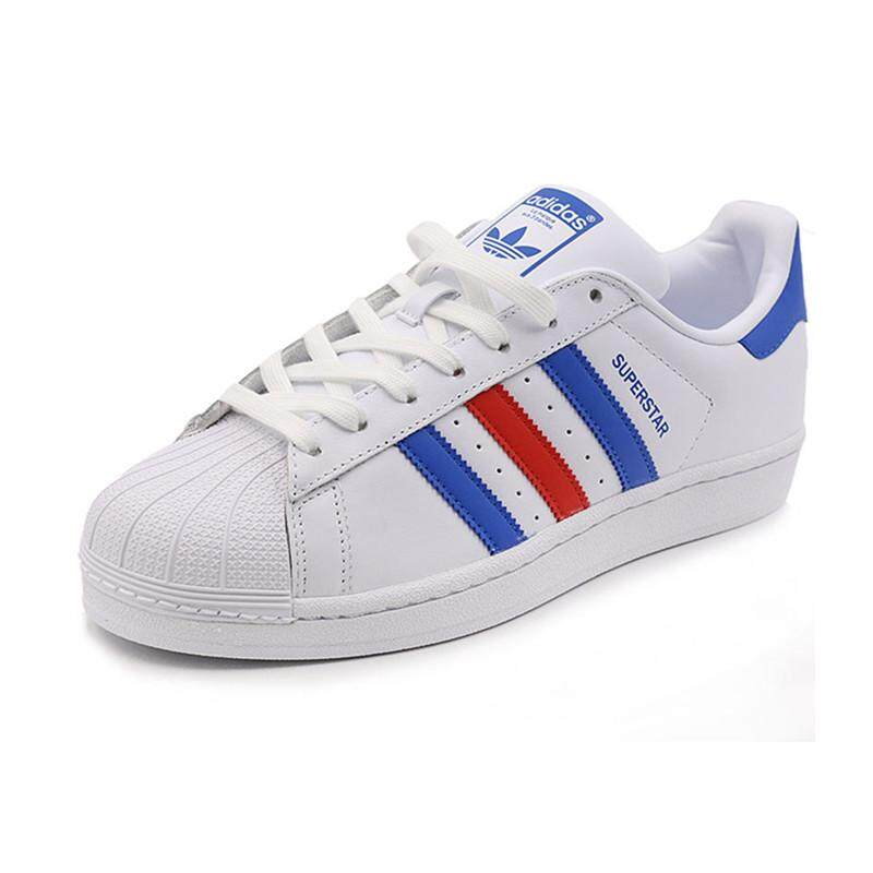 Malasia Adidas nueva llegada autentico Originals Superstar transpirable