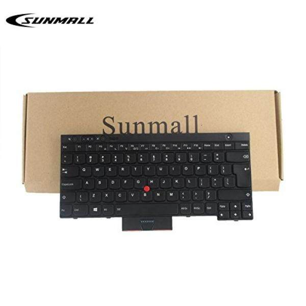 SUNMALL New Laptop Keyboard replacement with Pointer and Backlit for Lenovo IBM ThinkPad t430 t430s x230 w530 t530 l430 Series US Layout Black (6 Months Warranty) - intl