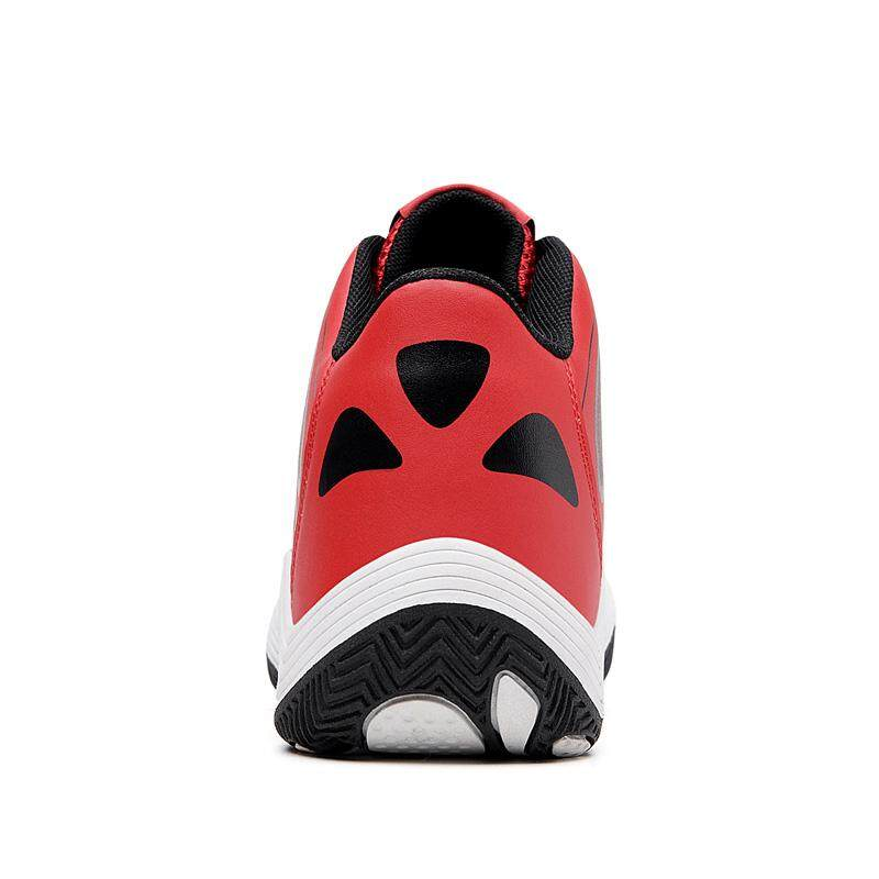 Complete Student Men's Outdoors Sports Shoes Basketball Shoes for Men Red - intl Product Preview