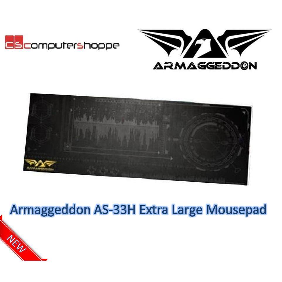 Armaggeddon Gaming Mousepad Xtra Large AS-33H Malaysia