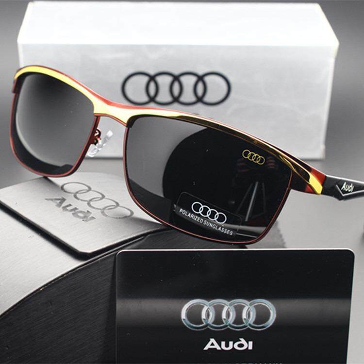 AUDI Men Super Sport Anti UV400 Polarized Sunglasses