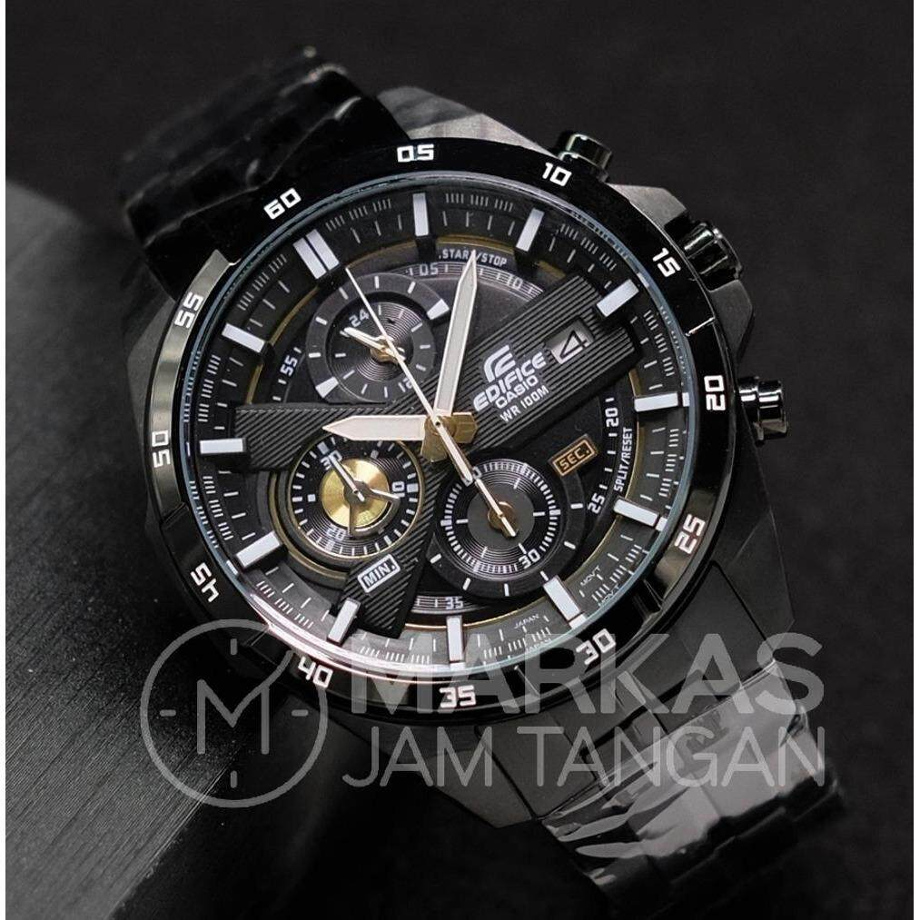 Advanced Quality  CASIO   Edifice   Men Casual Watch   Chronograph   All  Function 64b77d84af