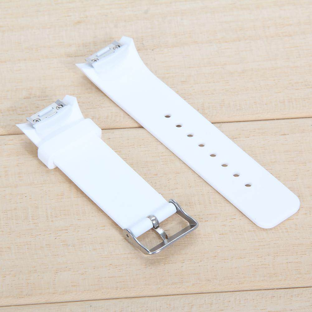 ... Silicone Watch Band Strap For Samsung Galaxy Gear S2 SM-R720 (White) ...