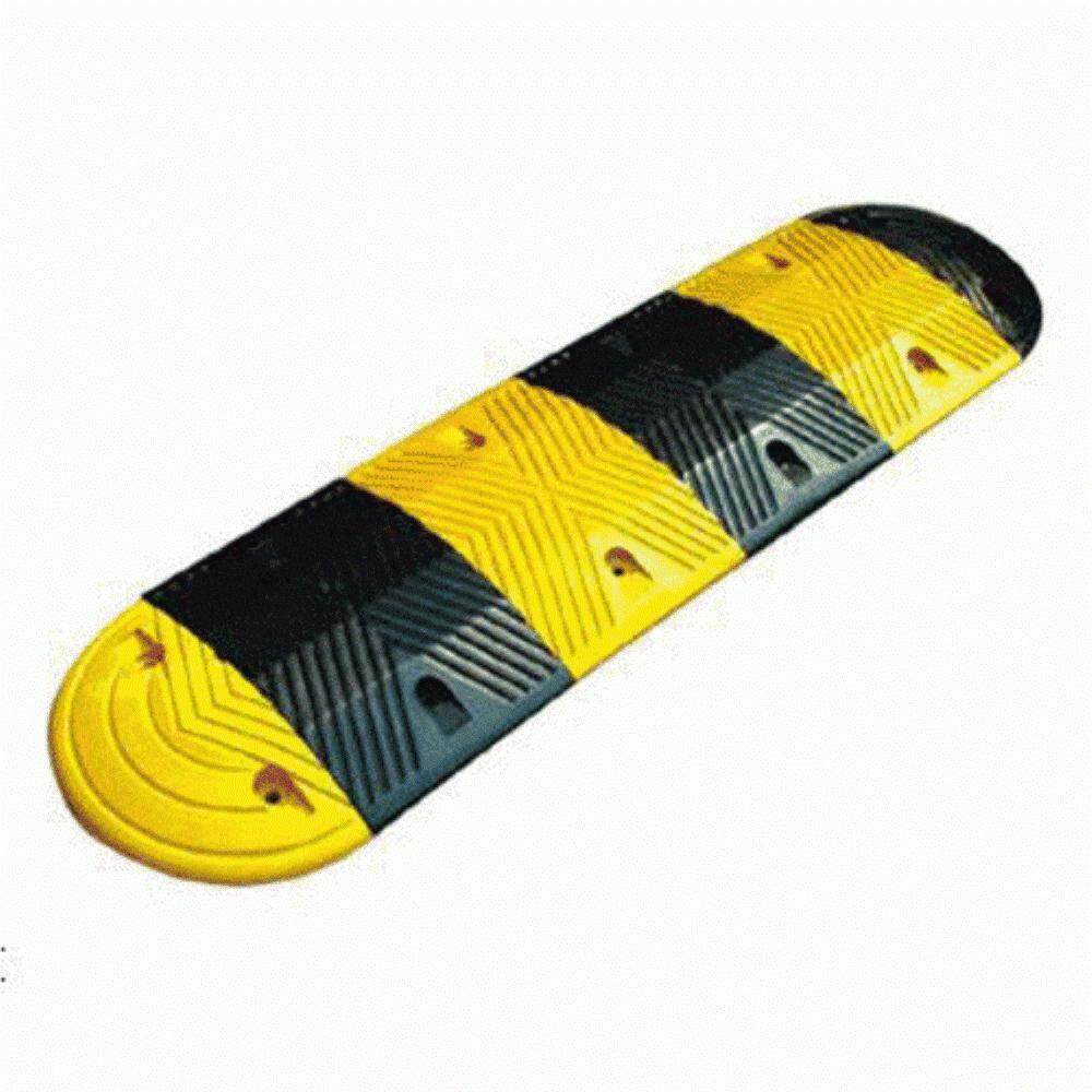 Rubber Speed Hump (End Piece Sold Separately)