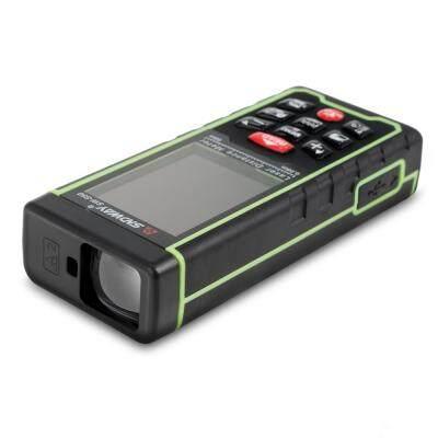 SNDWAY SW - S100 Laser Handhold Measure Rangefinder (GREEN)