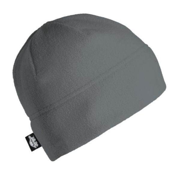 Turtle Fur Midweight Multi-Season Beanie, Chelonia 150 Fleece Hat, Charcoal - intl