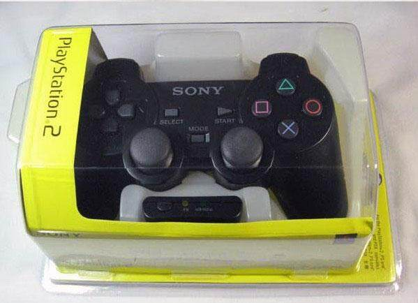 Sony Playstation 2 DualShock PS2 Wireless Controller Joystick [ready stock]