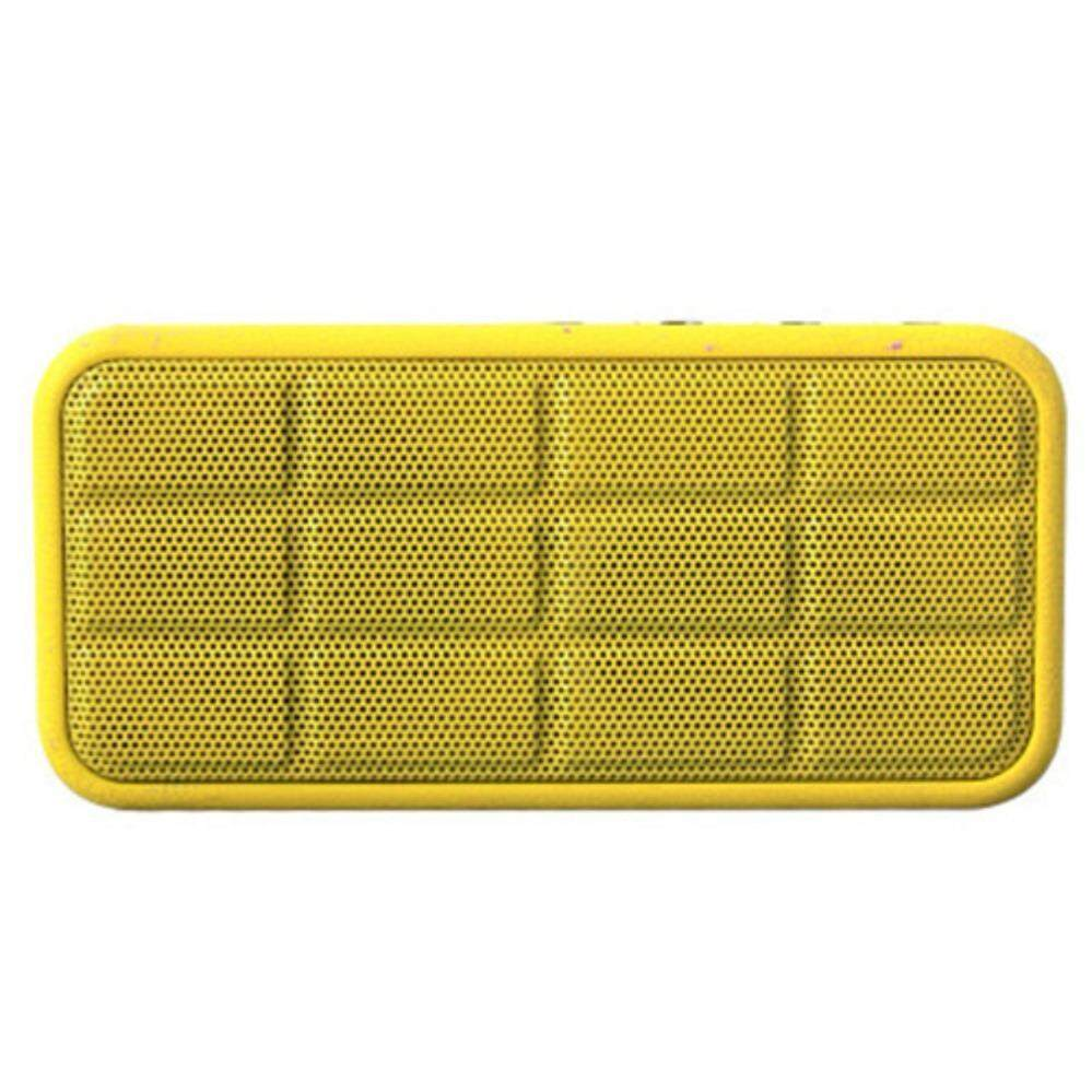 New Wireless Bluetooth Speaker A128 YELLOW