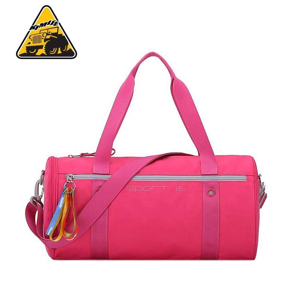 cec9b3f30984 KIMLEE Multifunctional Universal 18L Gym Sports Bag Fitness Satchel  Cylinder Bag - intl
