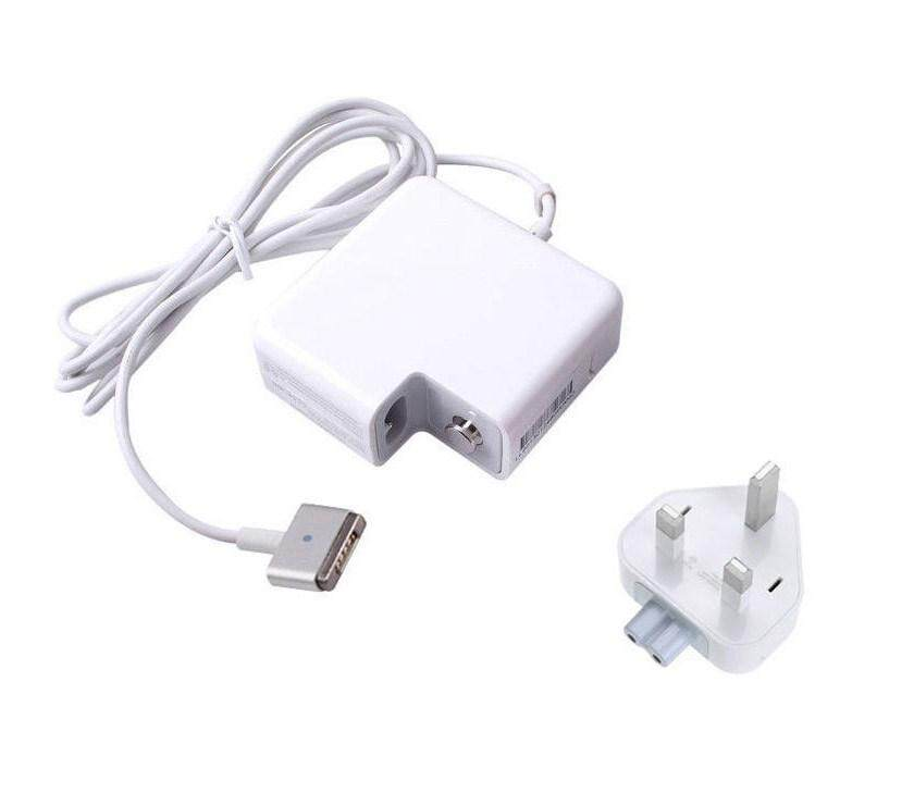60W Magsafe 2 Apple Macbook Pro Power Adaptor Charger 16.5V 3.65A T-Tip