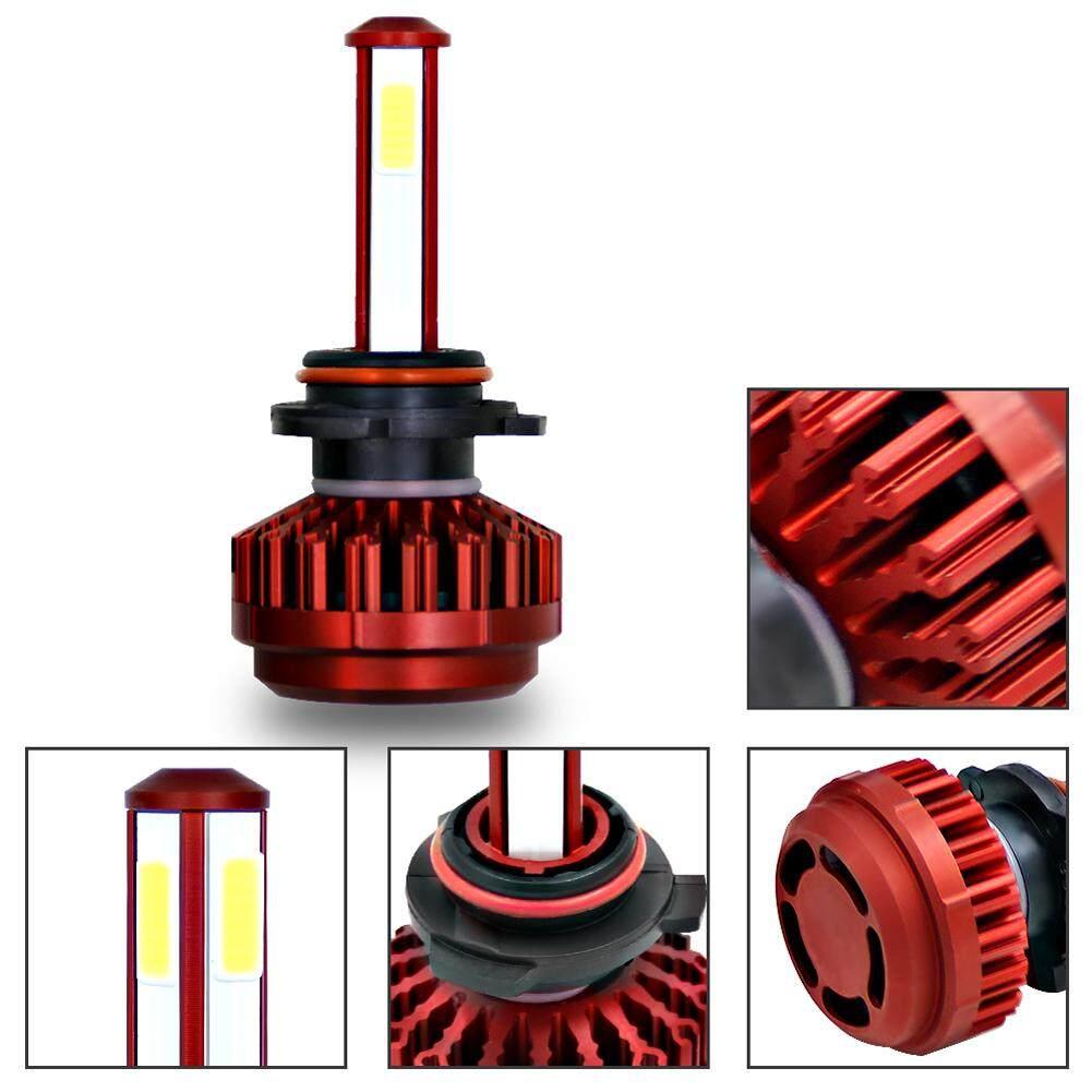 1 Pasang 80 W Lampu Mobil COB Perangkat Lampu Kepala HB3/9005/H10 6000 K 8000LM Bola Lampu Kabut Lampu HID Standar Tegangan: 12 V Power: 80 W