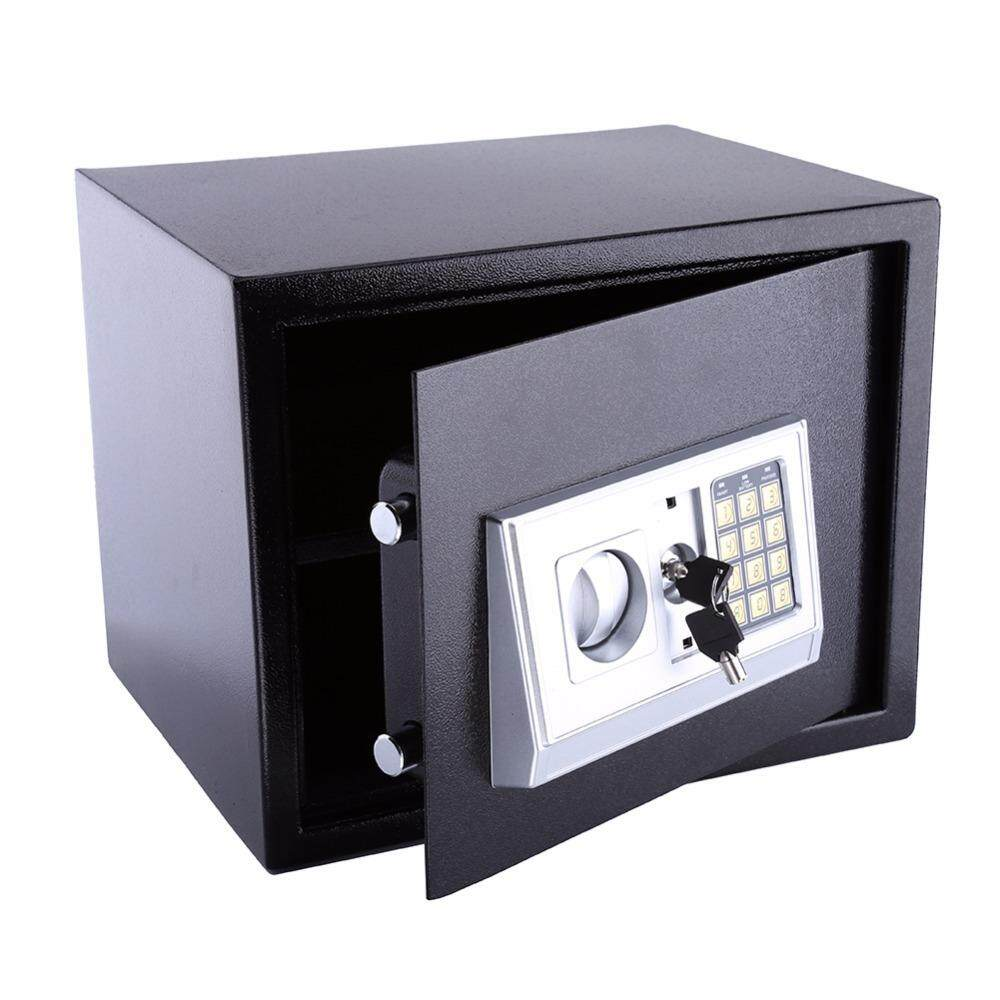 HIGH SPEC Digital Safe Box 20EK Home Use High Quality Safety Box 8 YEARS WARRANTY