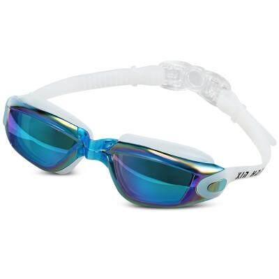 XinHang XH7000 Electroplating Swimming Goggles (BLUE LAGOON)