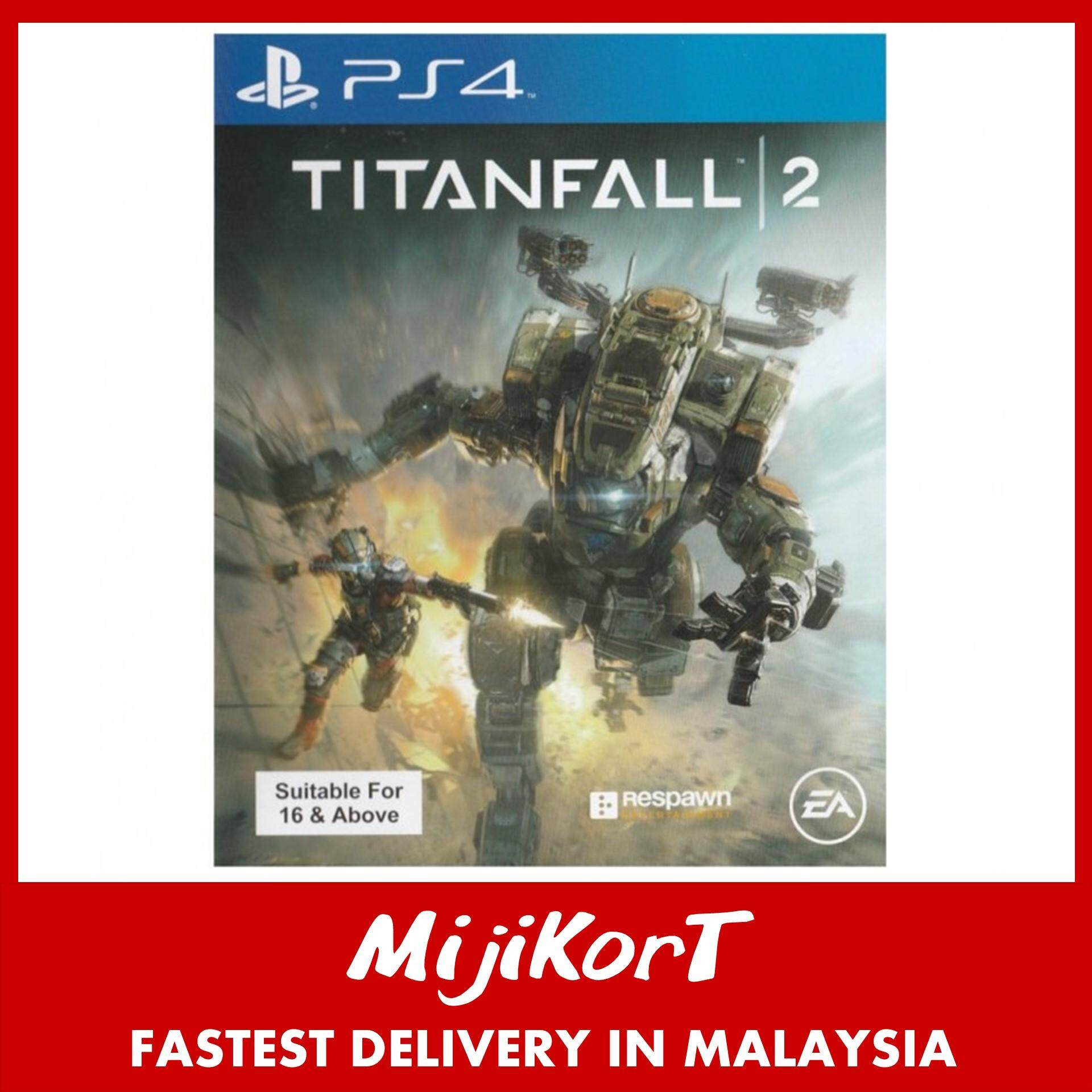 Features Ps4 Titanfall 2english Dan Harga Terbaru Info Sony Playstation Injustice 2 R3 Used