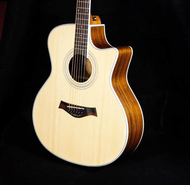 AMARI EAG40ACE ACOUSTIC GUITAR WITH EQ - FREE BAG, CAPO, STRAP & STRINGS Malaysia