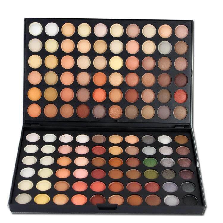 120 Colors Matte Luminous Palette Cosmetic Eye Shadow Colorful Smoky Eyeshadow Palette Studio Makeup