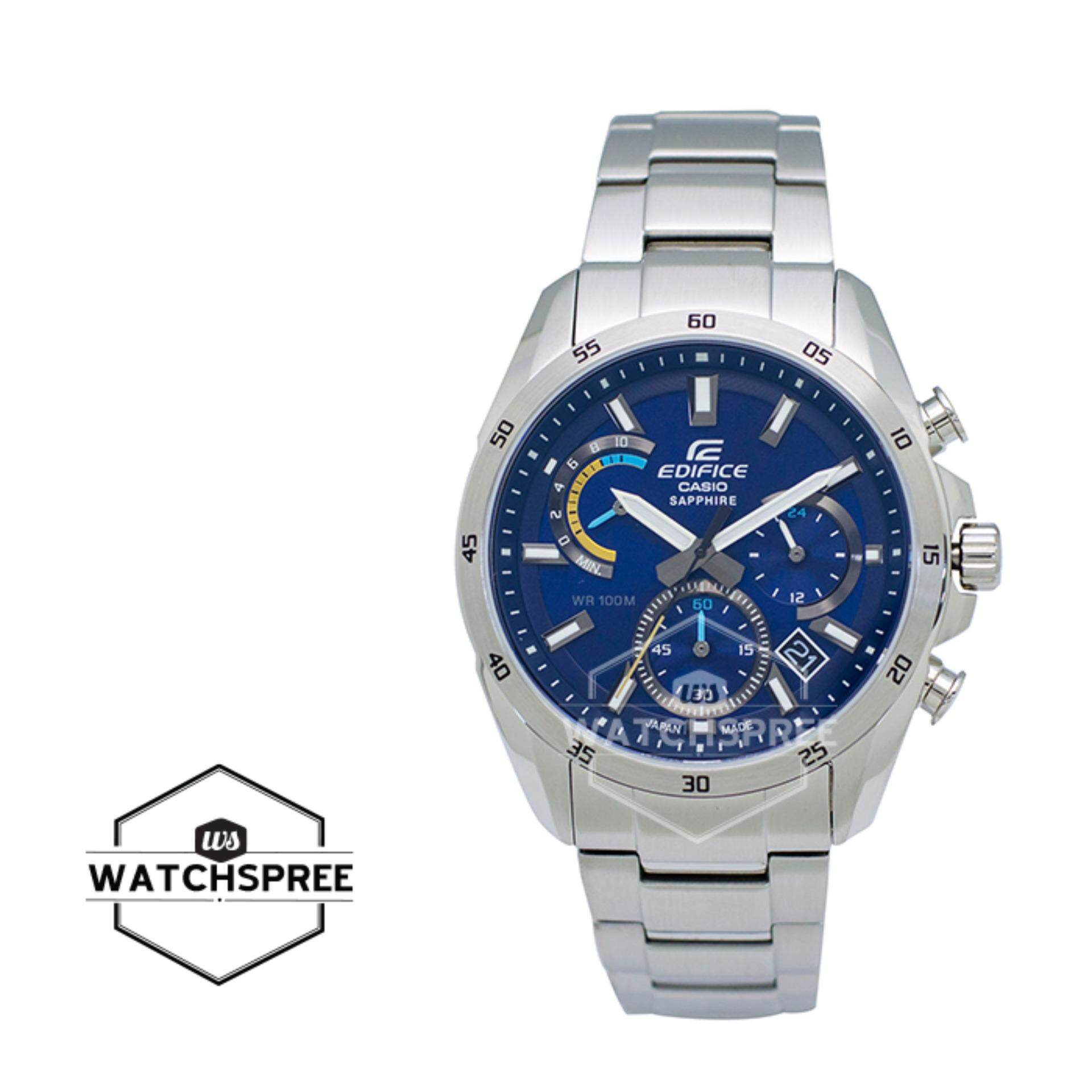 Casio Edifice Watches Price In Malaysia Best Efr 529d 1a2vdf Jam Tangan Pria Stainless Steel Black Japan Made Chronograph Band Watch Efb510jd 2a Efb