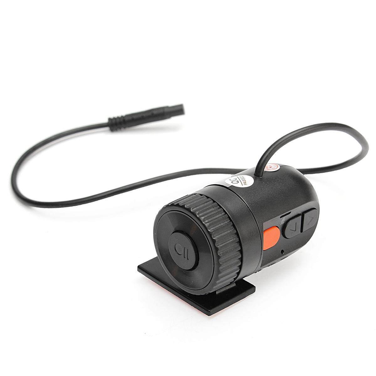 Hd Mini Car Dvr Video Recorder Hidden Dash Cam Vehicle Spy Camera Night Vision - Intl By Freebang.