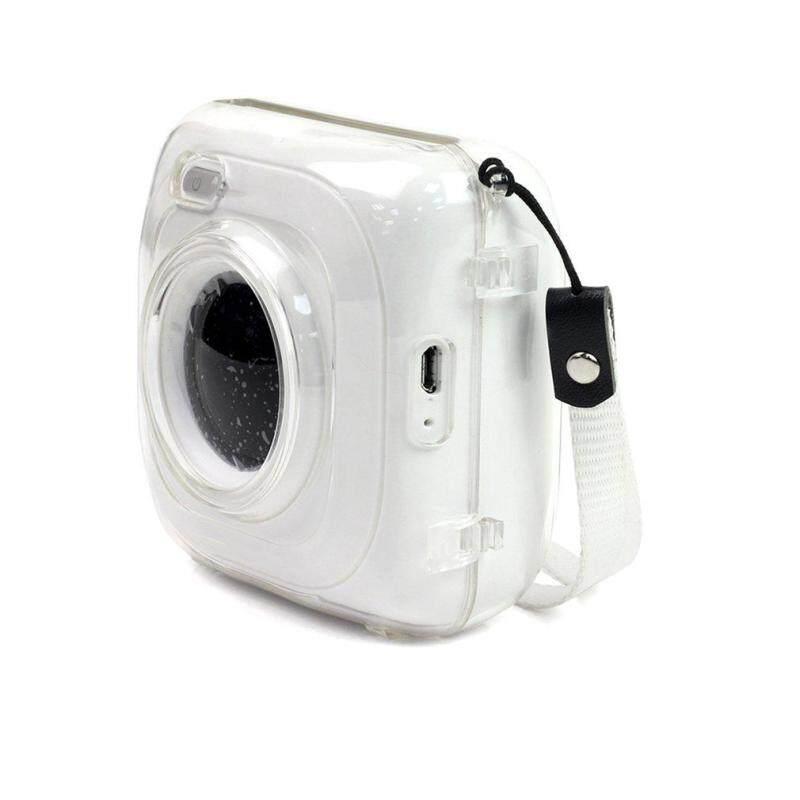 Beau Luminous Transparent Protector Case Cover Phone Printer Bag Tools for Paperang - intl
