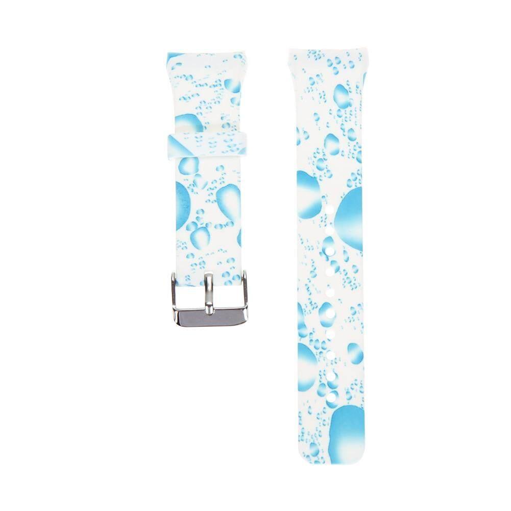 Silicone Watch Band Strap For Samsung Galaxy Gear S2 SM-R720(Blue)