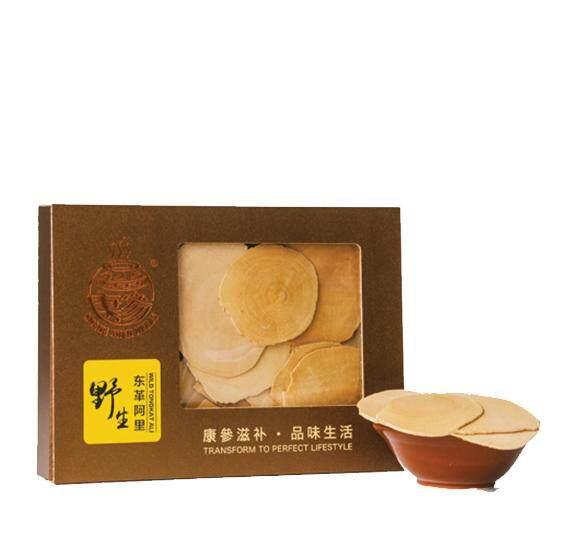 Khang Shen Herbs Wild Tongkat Ali Slices (Yellow)