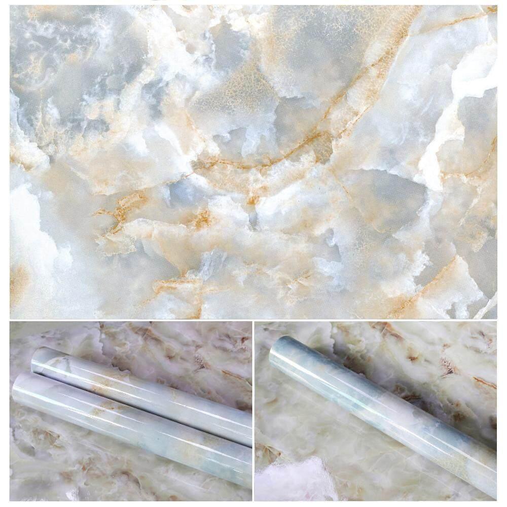 cusepra 10 Colors Granite Look Marble Effect Contact Paper Film Vinyl Self Adhesive Peel-stick Counter Top Decoration For Kitchen Counter,Closet,Bathroom Wall Sticker - intl