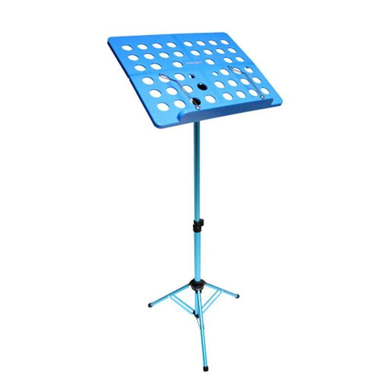 Womdee Flanger FL-05R Collapsible Sheet Music Score Tripod Stand Holder Bracket Aluminum Alloy With Water-resistant Carry Bag For Orchestra Violin Piano Guitar Instrument Performance Malaysia