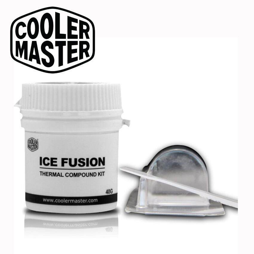 Official Cooler Master RG-ICF-CWR2-GP Grease Ice Fusion  thermal paste compound
