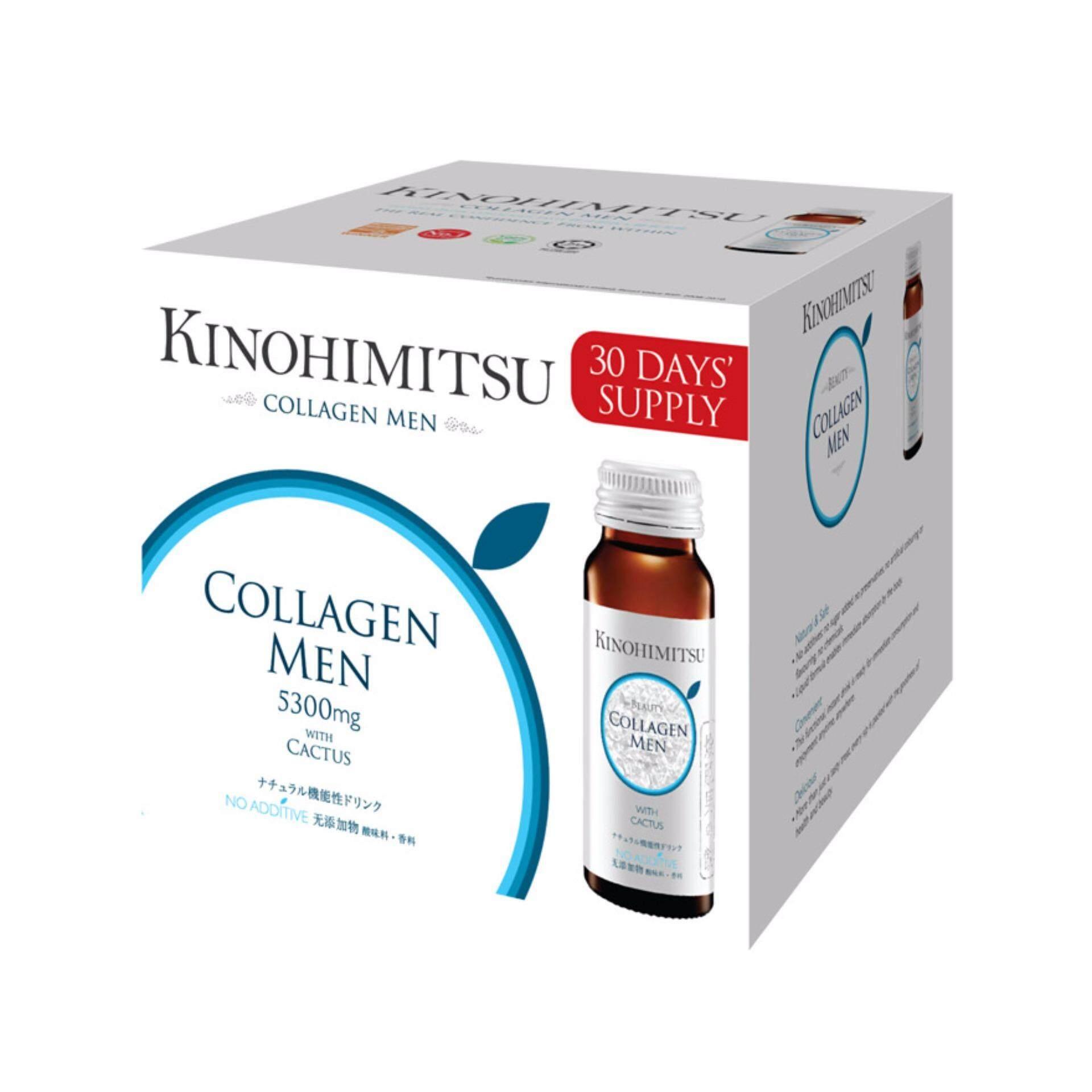 KINOHIMITSU J'Pan Collagen Men Drink 50ml x 16's
