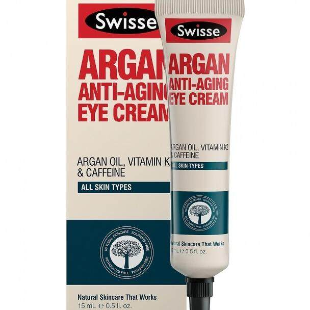 Swisse Argan Eye Cream ???????15ml – 100% Genuine from Australia