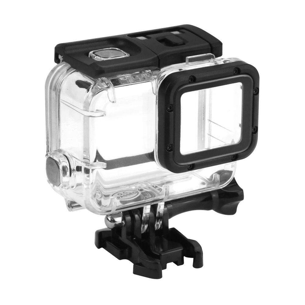 40M Diving Waterproof Case for GoPro Hero 6/5 Black Action Camera Shell Case