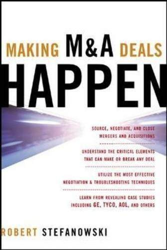 Making M & A Deals Happen