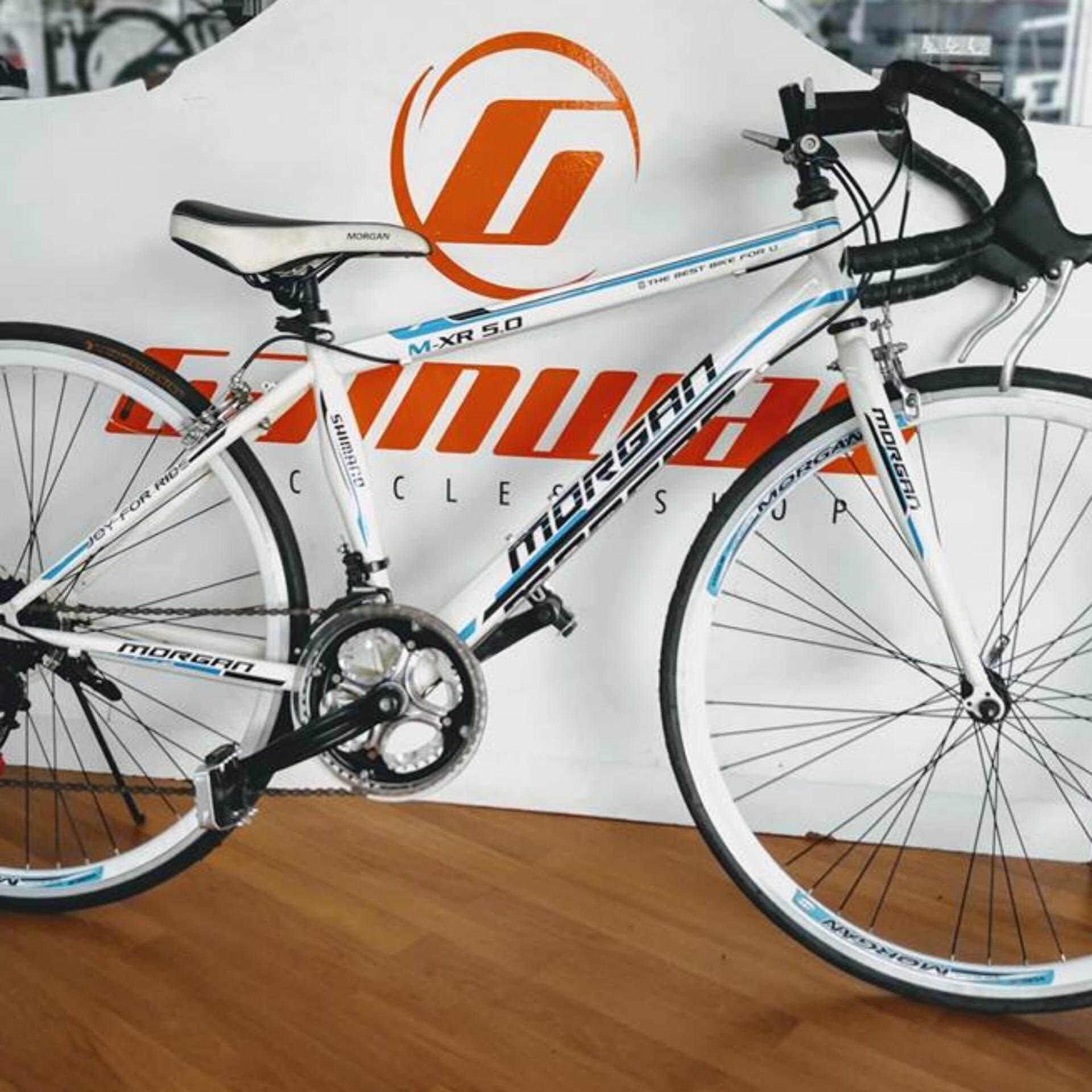 Features Morgan Road Bike C W Shimano 14 Speed Bmg70050st Dan Harga ...