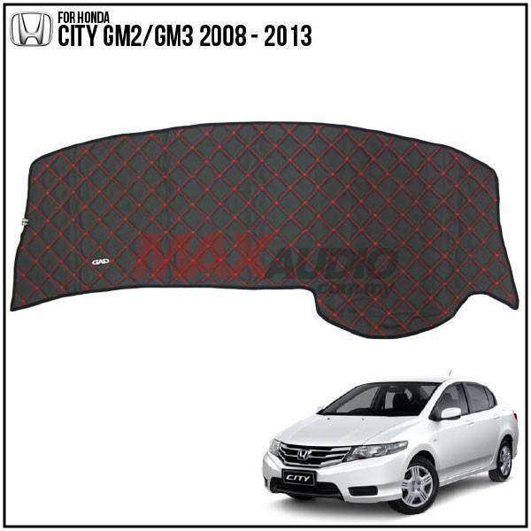 HONDA CITY GM2/ GM3 2008 - 2013 DAD GARSON VIP Custom Made Non Slip Dashboard Cover Mat