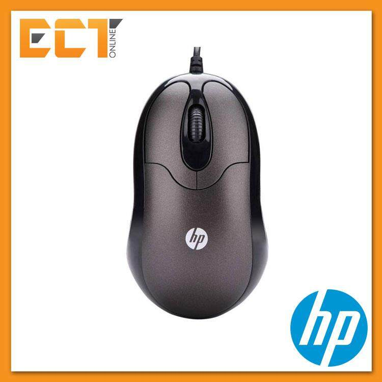 HP FM100 USB Wired Optical Mouse - 1000DPI Malaysia