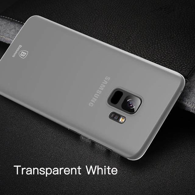 Fitur Baseus Wing Case Matte Back Cover For Samsung Galaxy S9 Plus