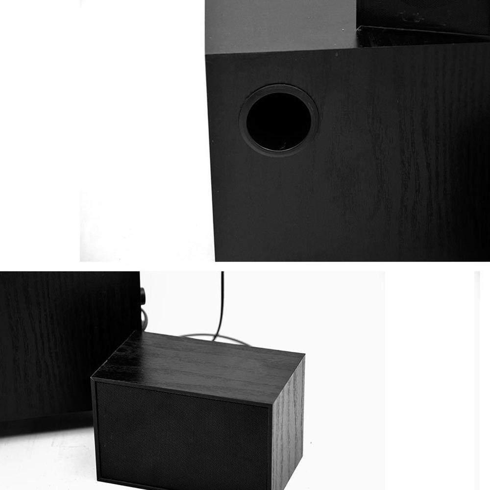 Review Powercreat Wodden Kabel Kualitas Tinggi Mini Speaker Dengan Kulitas Usb Untuk Laptop Dan Desktop Pc Aux 35