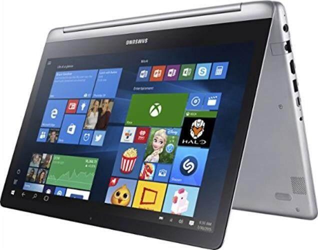 2017 Samsung 15.6 Full HD (1920x1080) Notebook 7 Spin 2-in-1 High Performance TouchScreen Laptop, Intel Core i7-7500U, 12GB DDR4, 1TB HDD, NVIDIA GeForce 940MX, Backlit Keyboard, Windows 10 - intl