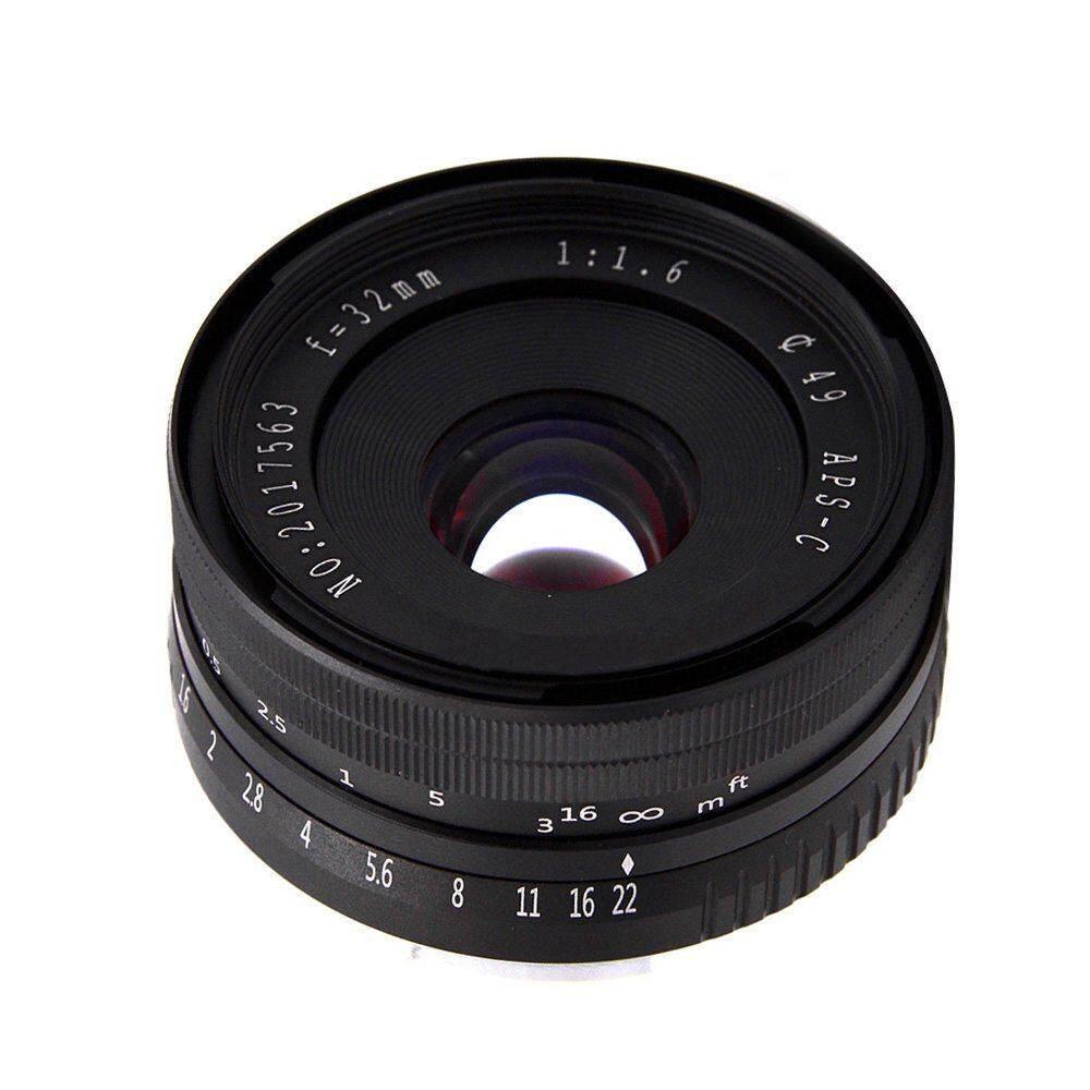 Bsex Prime Fixed Lensa untuk Digital Mirrorless Kamera NEX 3 NEX NEX 6 7 A5000 A510-Internasional
