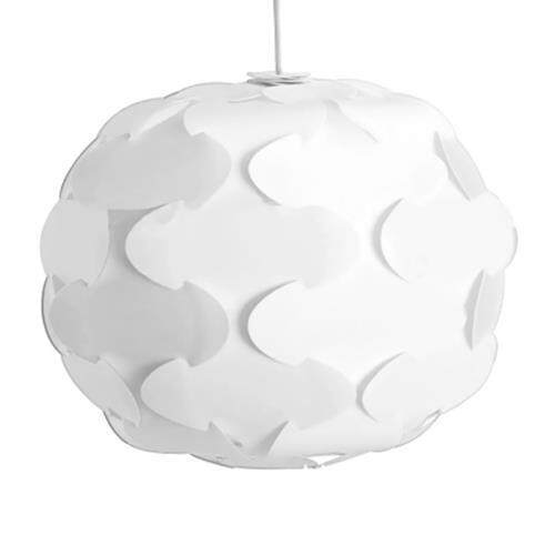 YOUOKLIGHT YK2238 12PCS IQ LAMPSHADE (WHITE)