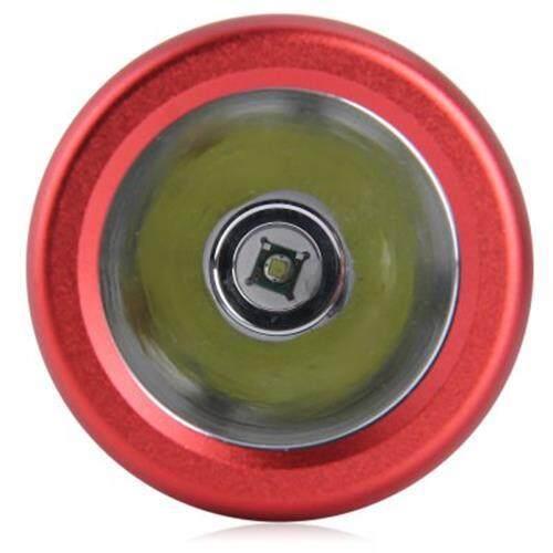 FREEMAN X6 MULTI-PURPOSE BLUETOOTH V2.1+EDR SPEAKER BATTERY CHARGER CREE XPE-R3 LED FLASHLIGHT (RED)
