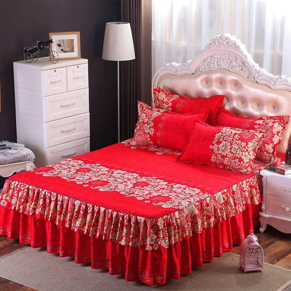 Home Bed Runners Skirts Buy Home Bed Runners Skirts At Best