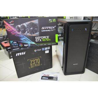INTEL CORE i7 8700 / 8GB DDR4 RAM / ASUS ROG GTX 1070 Ti 8GB / 1TB HDD (PC) GAMING & RENDERING