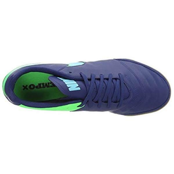 Nike TIEMPO GENIO II KULIT Dalam/Sepatu Sepak Bola-Internasional