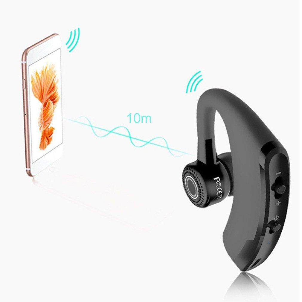 Cek Harga Baru Era V9 Business Csr Bluetooth Headset Wireless Stereo Kkmoon Ex 01 Mini With Mic Earphone Hands Free Headphone Intl 4